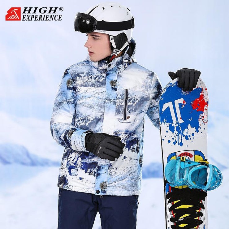Men's Snow Mountains Ski Jacket