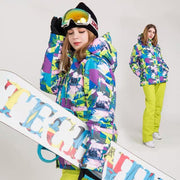 Women's Mountain Pictures Ski Suits