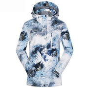 Women's Snow Mountains Ski Jacket