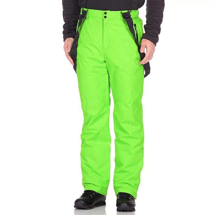 Men's High Experience Winter Explore Mountains Ski Bibs Snow Pants