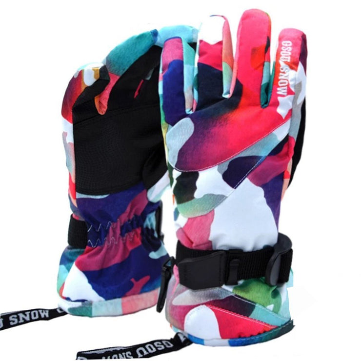 Kid's Winter Snow Gloves - Venturelite