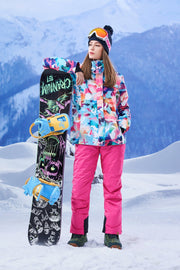 Mammoth Mountain, California, USA (Women Style) - Venturelite