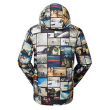 Men's Mountains Memory Adventure Snowboard Suits - Venturelite