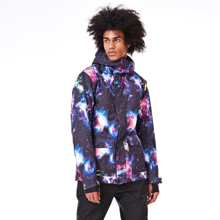 Men's Skylight Snowboard Jacket - Venturelite