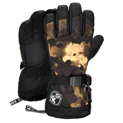 Men's Vintage Snow Gloves - Venturelite