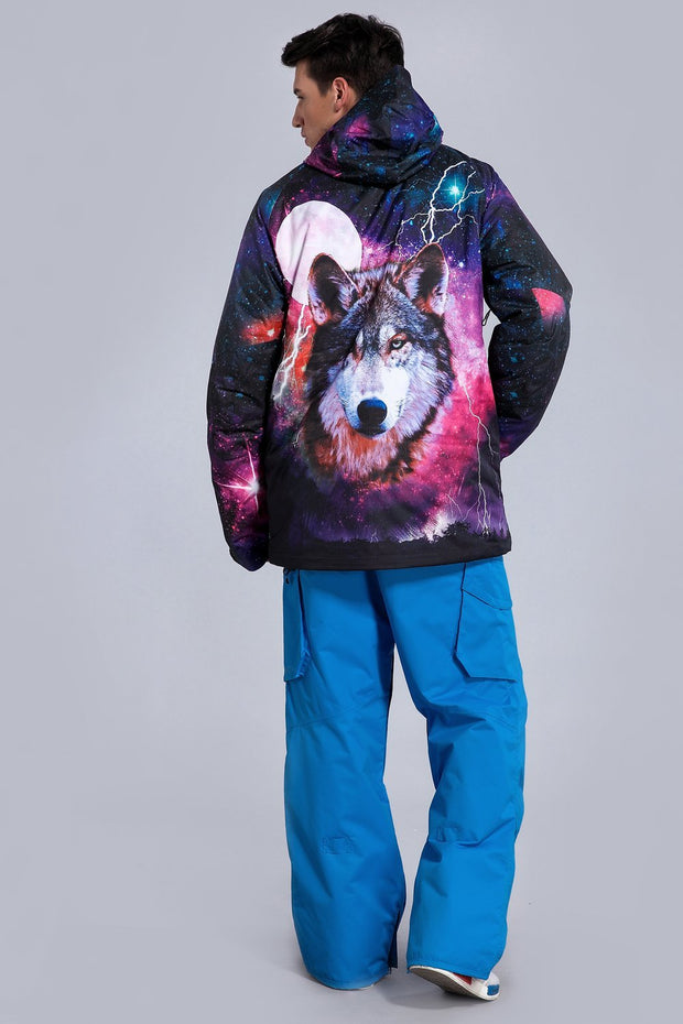 Mt. Bachelor, USA - Mountain Wolf Collection (Men Style) - Venturelite