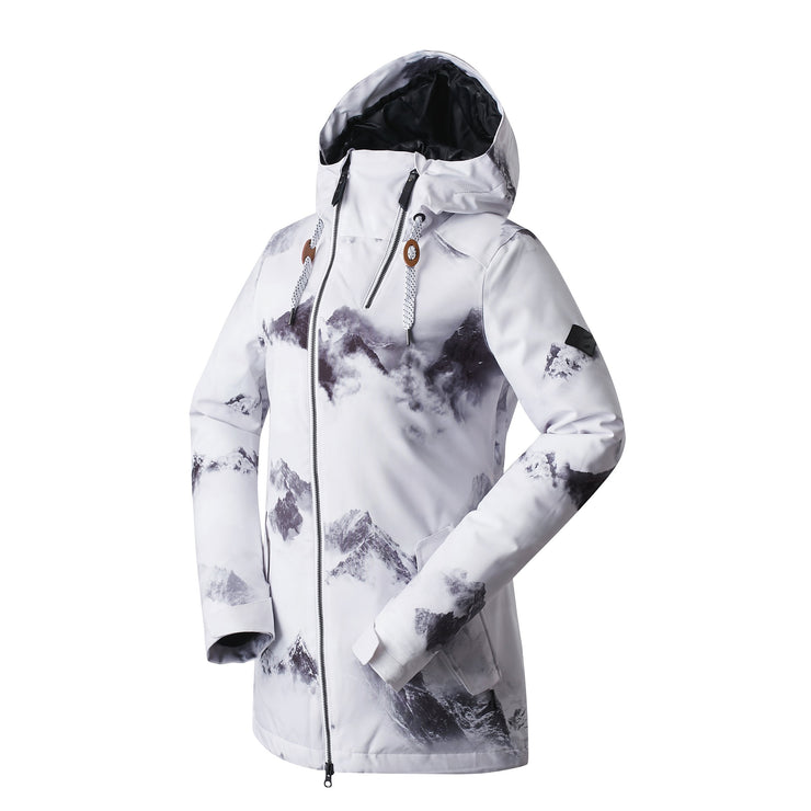 Women's Backcountry Mountain Elite Snow Jacket - Venturelite