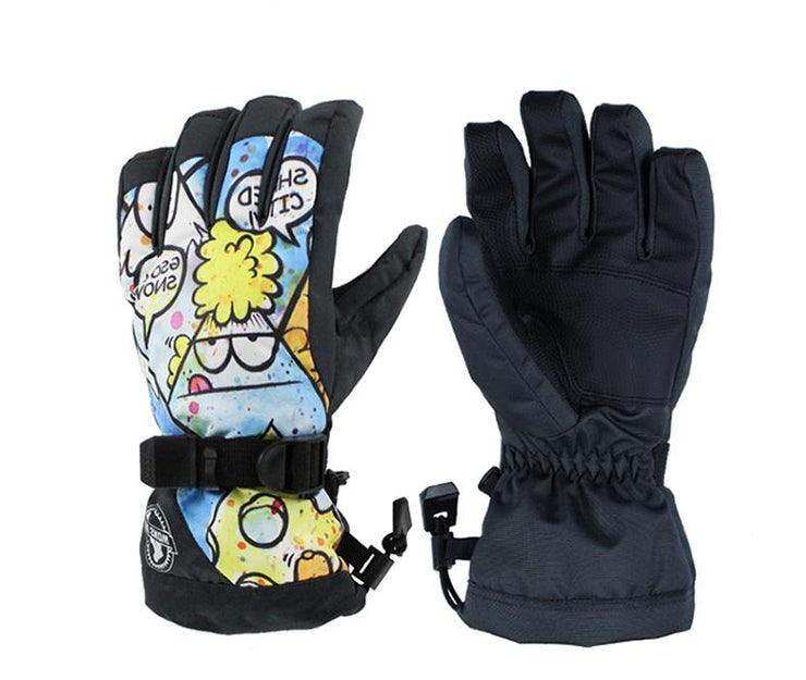 Women's Childhood Snow Gloves - Venturelite