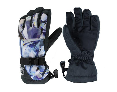 Women's Crystal Snow Gloves - Venturelite