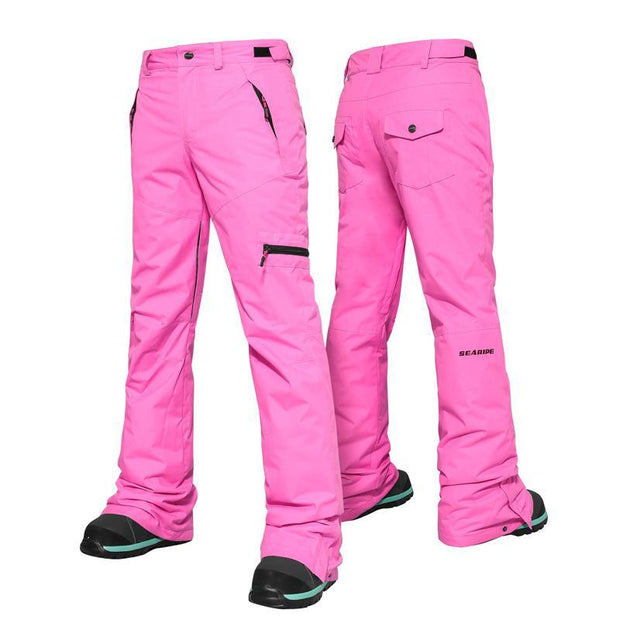 Women's Ice Slope Mountains Ski Pants - Venturelite