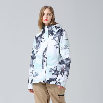Women's Infiniti Skyline Waterproof Ski Jacket - Venturelite