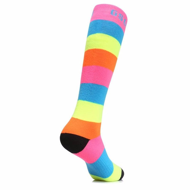 Women's Patriot Snowboard Socks - Venturelite