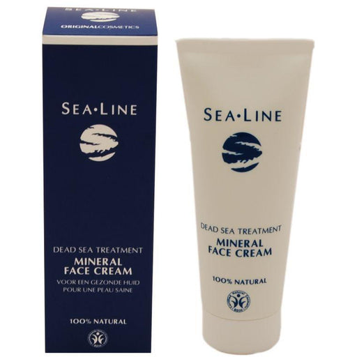 Sealine Dead Sea Salt mineral face cream 50ml