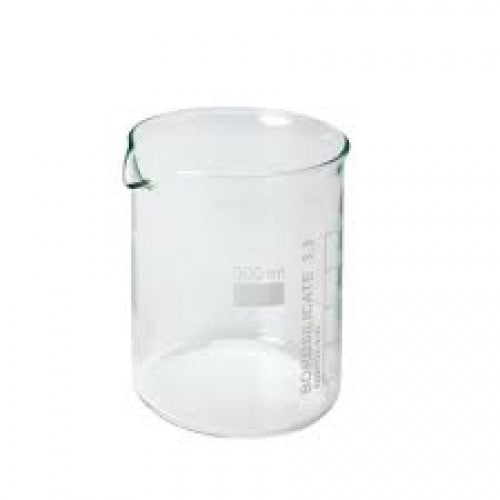 Beaker from 100 to 250 ml