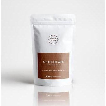 Chocolate Coffeescrub 100% natural, bio & vegan