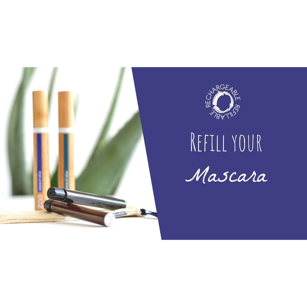"Recharge - Mascara Aloe vera ""Definition & comfort"" - MAKESENZ"