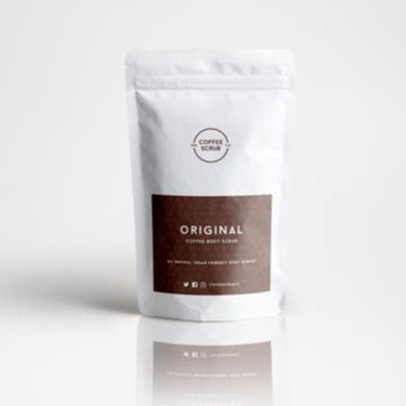 Coffeescrub 100% natural, bio & vegan