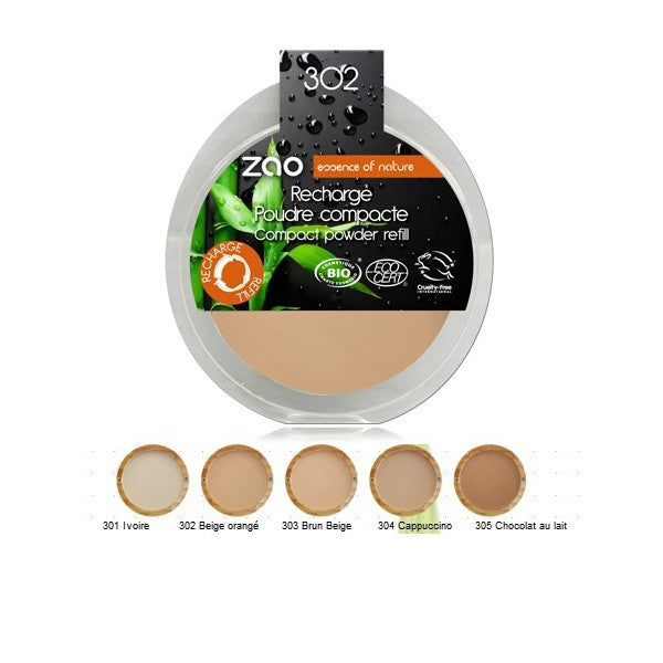 Refill Compact foundation 301 to 305