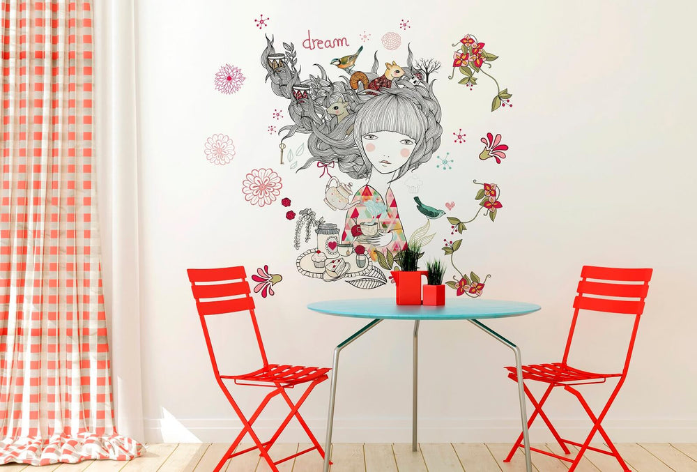 Chispum Design Wall Stickers for kids