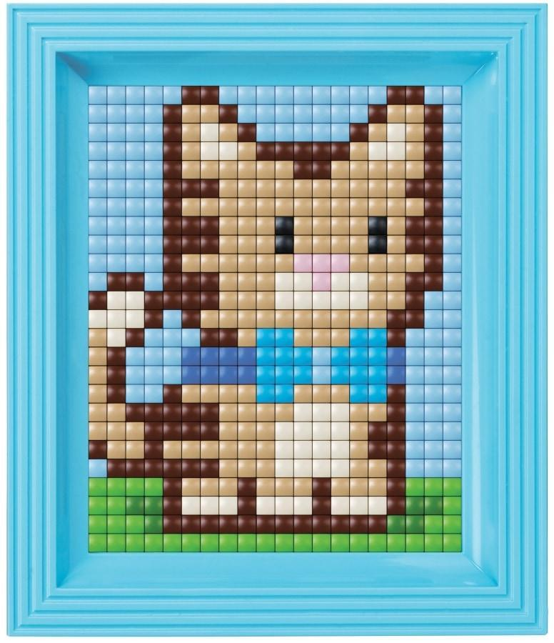 Pixelhobby - Pixel Xl Gift Set - Blue Cat - Kids