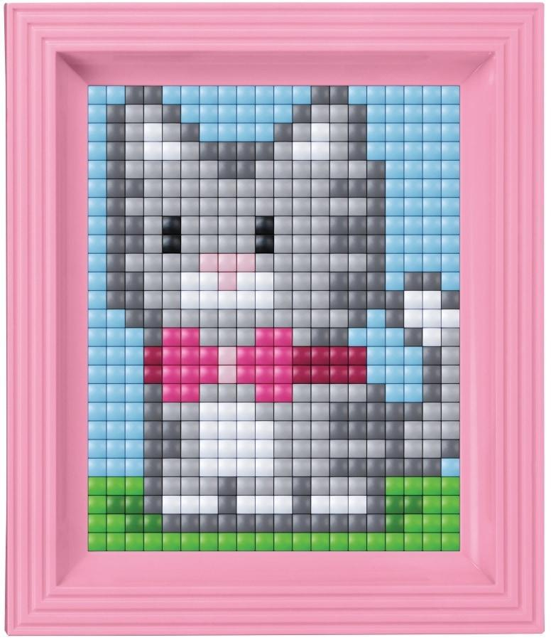Pixelhobby - Pixel Xl Gift Set - Pink Cat - Kids