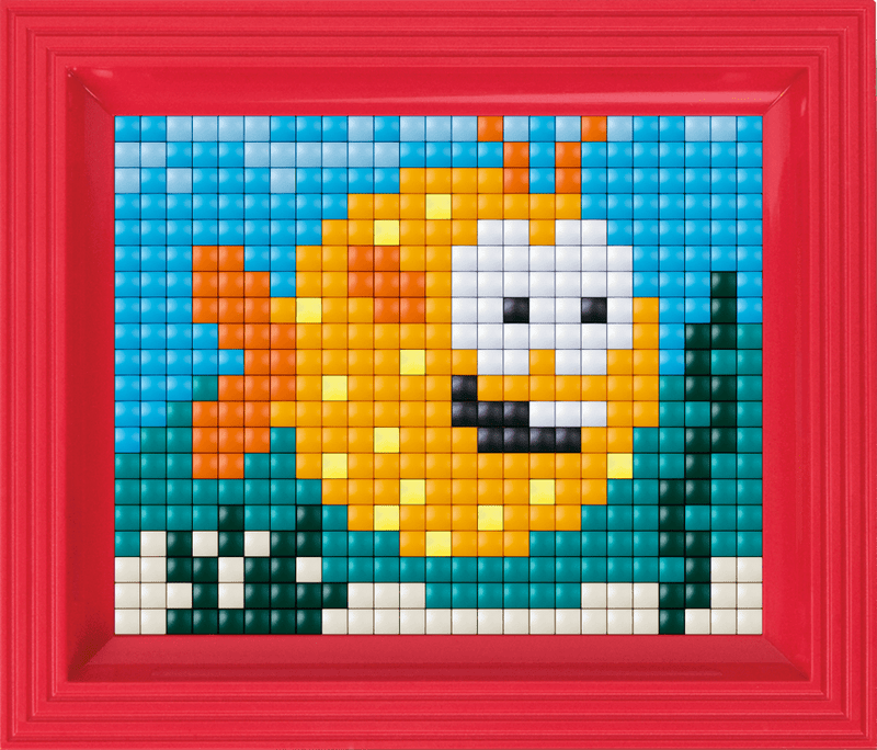 Pixelhobby - Pixel Xl Gift Set - Happy Fish - Kids