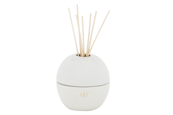 Only Orb - Ceramic Orb Diffuser Set White