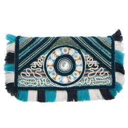 Accessories | Canvas and Sasson | Bohemia Saratoga Clutch
