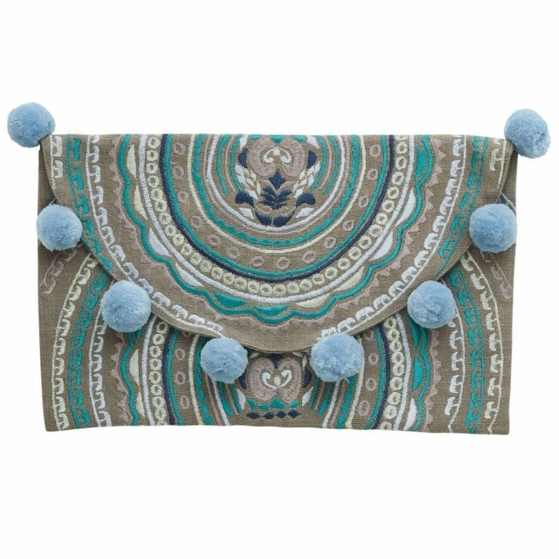 Accessories | Canvas and Sasson | Long Island Guild Clutch