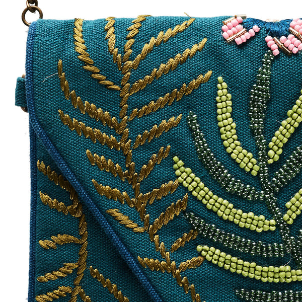 Accessories | Canvas and Sasson | Bohemia Splendour Clutch