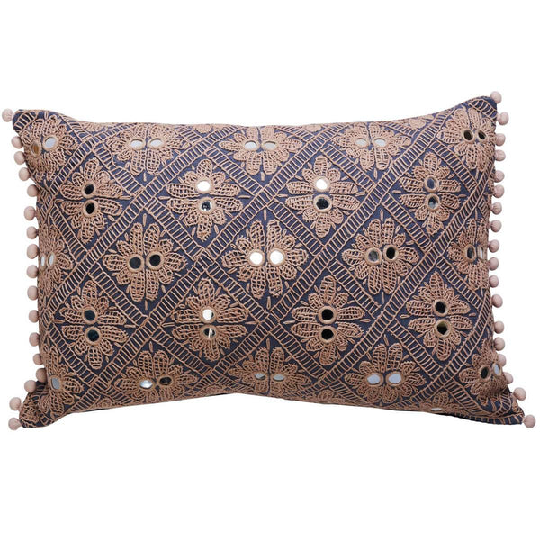 Home Decorations | Canvas and Sasson | Merchant Society cushion