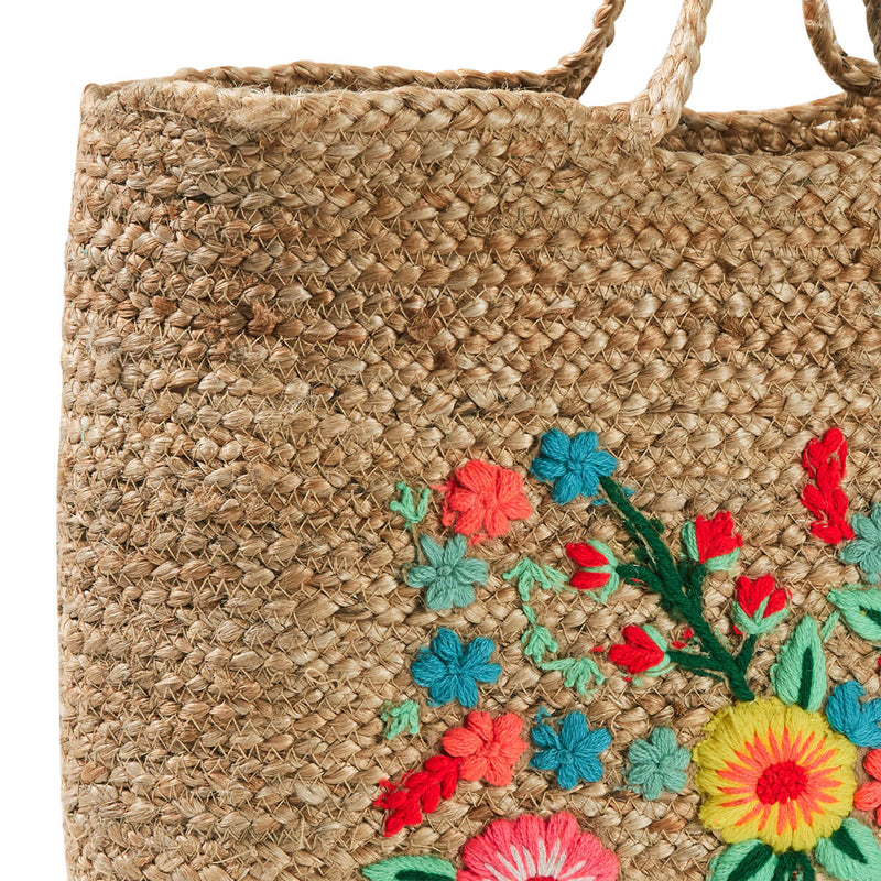 Accessories | Canvas and Sasson | Summertime Garden Tote