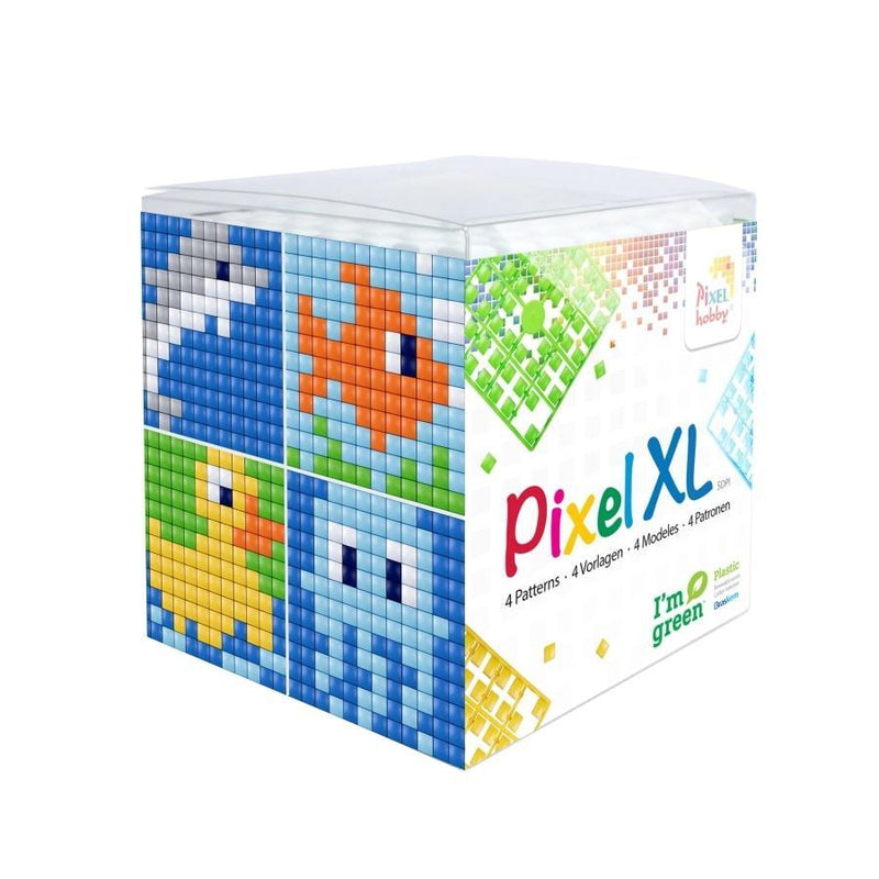 Games for Kids | Pixelhobby - Pixel XL Cube Set | Kids Games