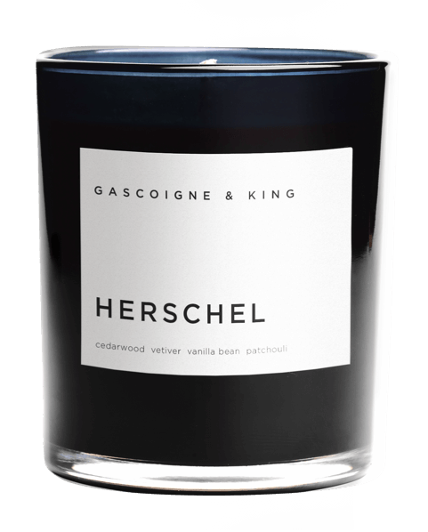 Gascoigne & King - Luxury candle Herschel