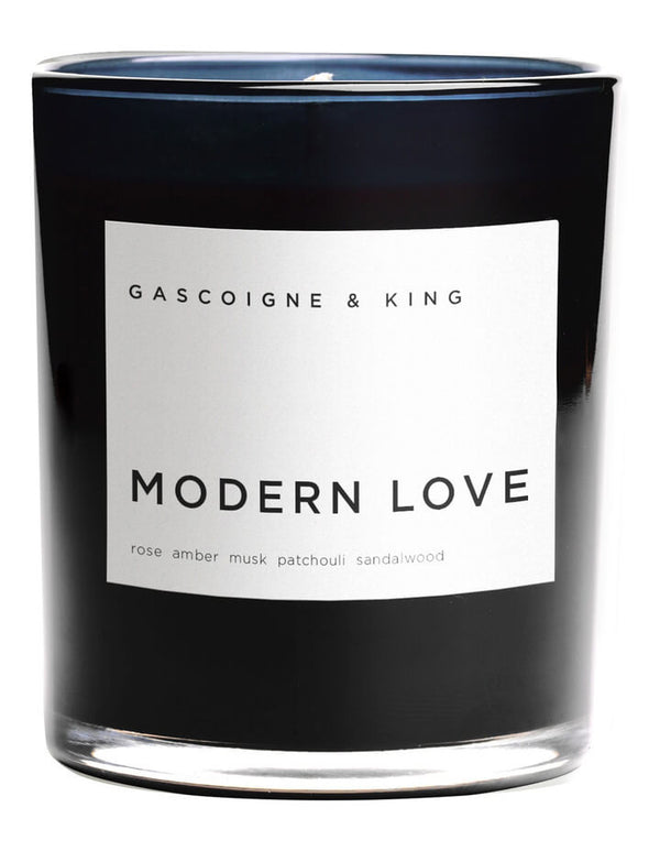 Gascoigne & King - Luxury candle Modern Love
