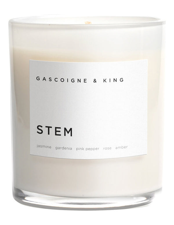 Gascoigne & King - Luxury candle Stem