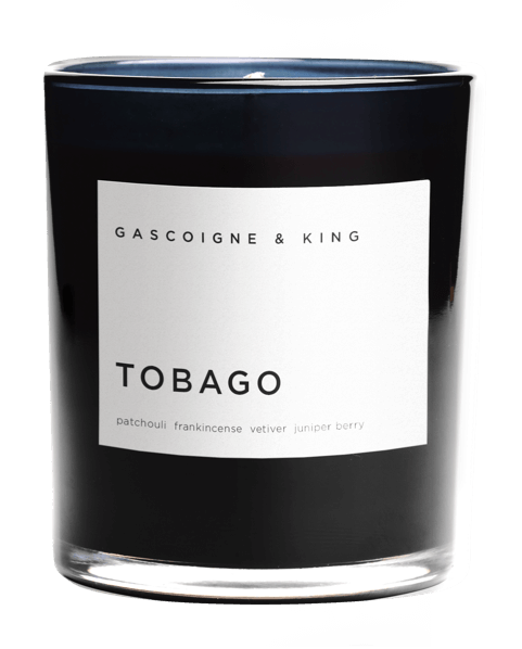 Gascoigne & King - Luxury candle Tobago