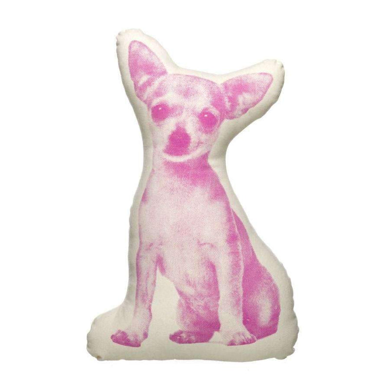 Home Decor | Kids Room | Areaware | Fauna cushion small Chihuahua