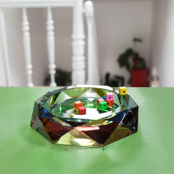 Home Decoration | Fundamental Berlin | Regenbogen Ashtray/ Bowl Large