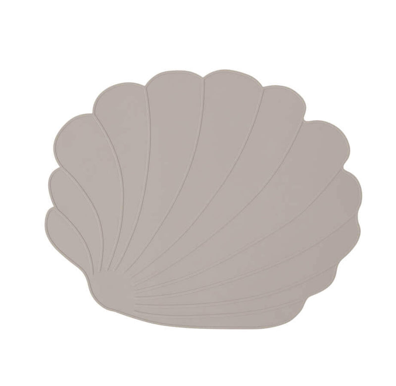 OYOY - Placemat Seashell clay