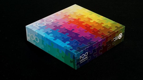 Kids Games | Clemens Habicht's 100 colours puzzle - For people with smaller hands
