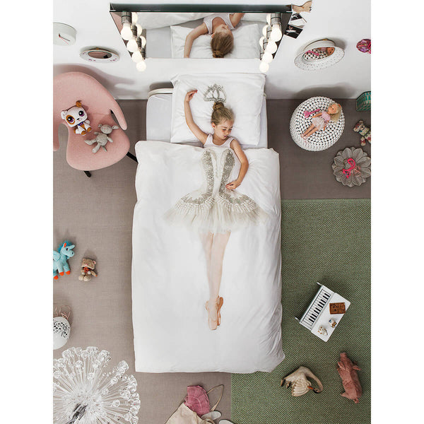 Kids Room | Snurk | Quilt Cover Set | Ballerina
