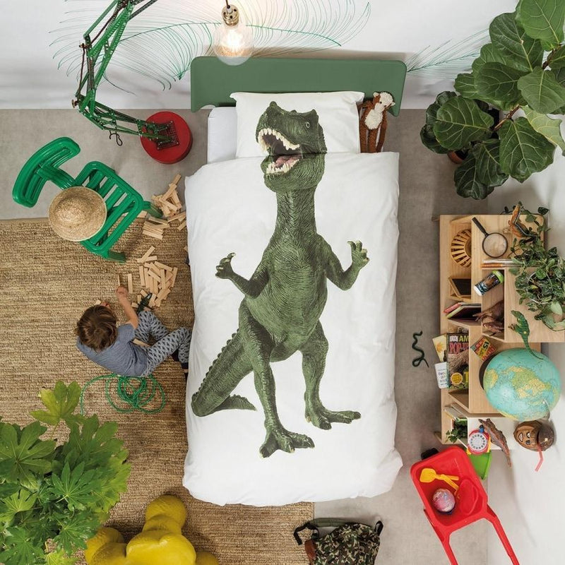Kids Room | Snurk | Quilt cover set Dino | Home Decor