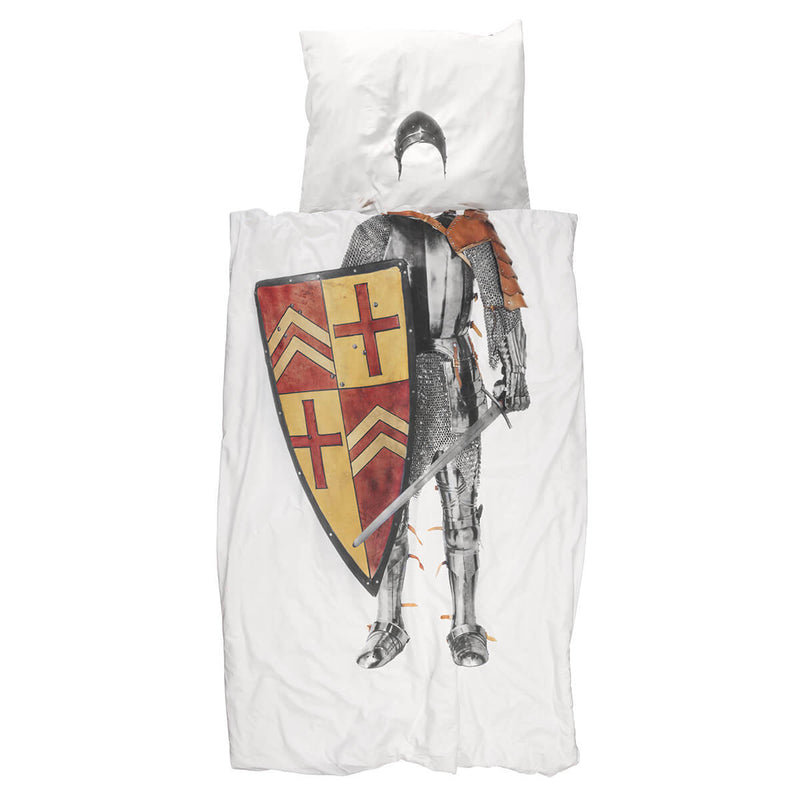 Kids Room | Snurk | Quilt Cover Set | Knight