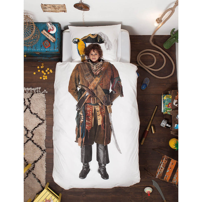 Kids Room | Snurk | Quilt Cover Set | Pirate