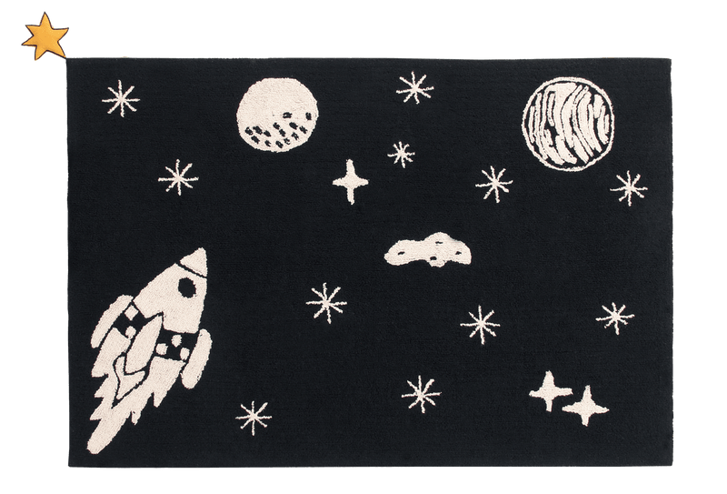 Lorena Canals - Washable rug Universe