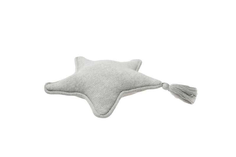Lorena Canals - Knitted Twinkle star cushion