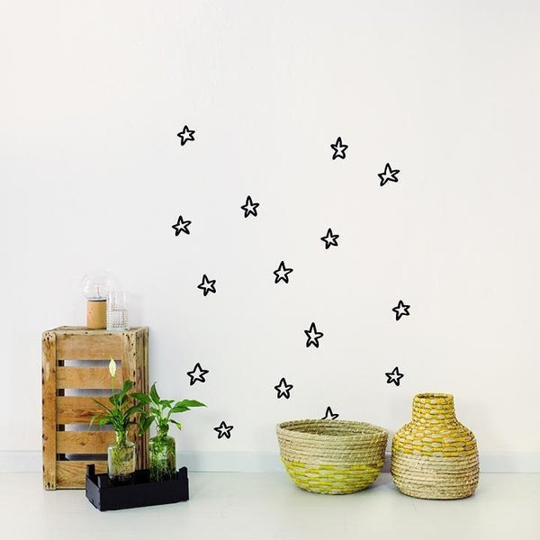 Wall Stickers Nursery | Chispum | Stars Wall Sticker