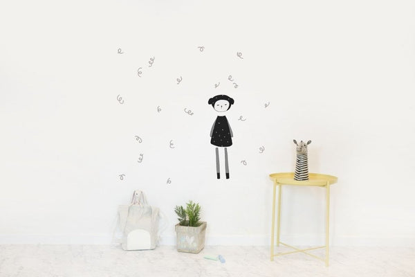 Wall Stickers for Kids | Chispum | Sheep by Fabelab wall sticker