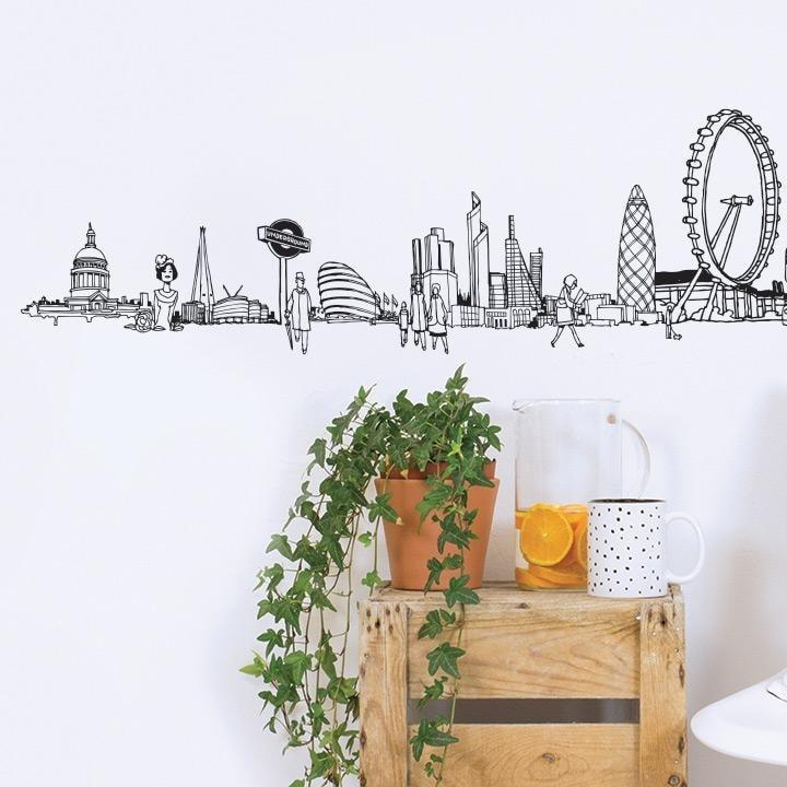 Wall Stickers for Kids | Chispum | All London Walls Sticker